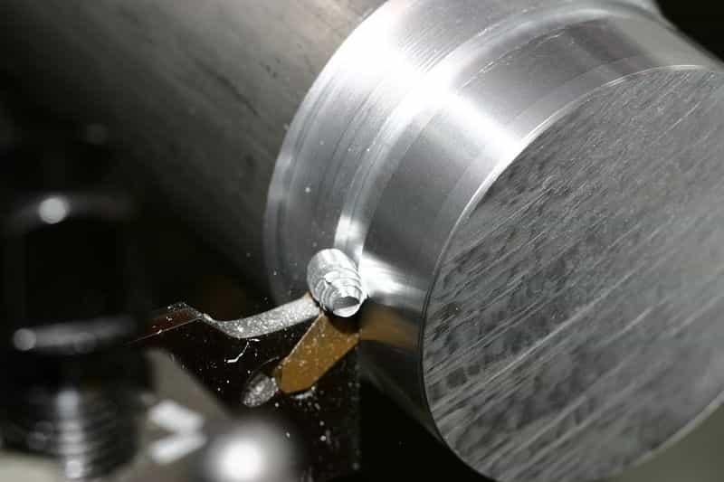 Mecanizado aluminio, proceso